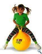 Gyermek ugráló labda 45cm