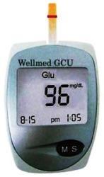Wellmed Easy Touch GCU Vércukor- koleszterin -húgysavmérő