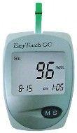 Wellmed Easy Touch GC - vércukor,-koleszterinszint mérő