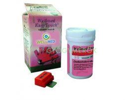Wellmed EasyTouch GCHb hemoglobin tesztcsík