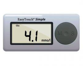 Wellmed EasyTouch Simple vércukormérő
