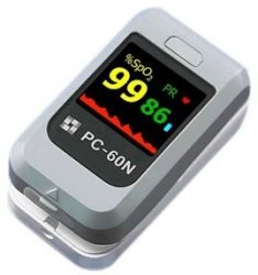 CREATIVE PC-60N Oxigénszaturáció mérő - pulzoximéter