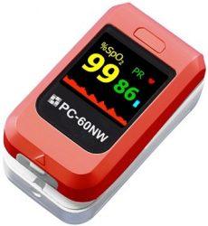 CREATIVE PC-60NW Oxigénszaturáció mérő ( pulzoximéter)