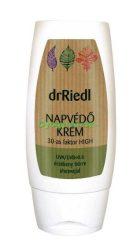 drRiedl napvédő krém - 30 faktor (100 ml)