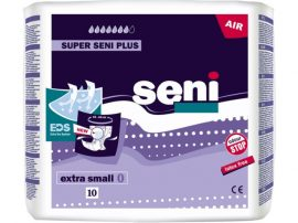 Seni Super Plus Extra S (1800ml) 10X