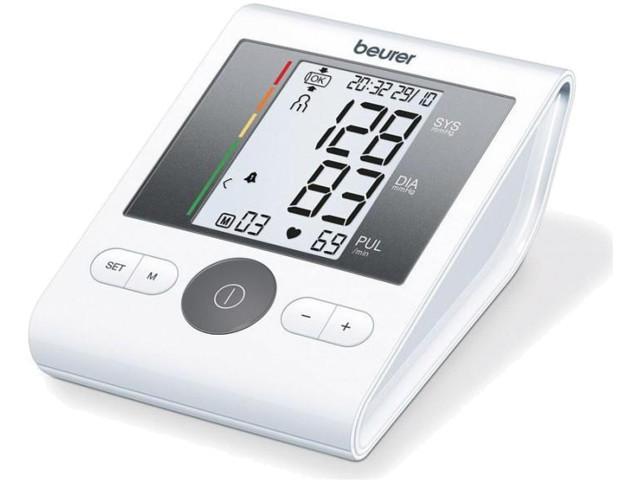 Beurer BM 28 Onpack vérnyomásmérő adapterrel