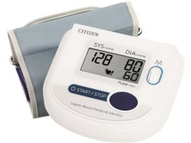 Citizen 453AC Vérnyomásmérő - Adapterrel