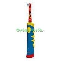 Oral-B Mickey Power gyermek elektromos fogkefe GYOB053
