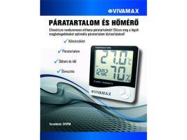 Vivamax Gyvpm Páratartalom- Hőmérő