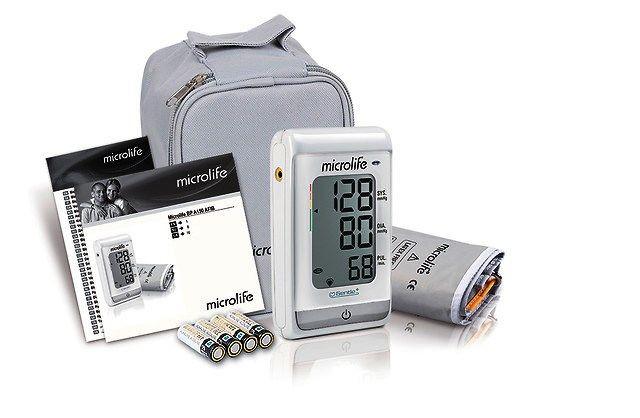 Microlife BP A150 AFIB felkaros vérnyomásmérő