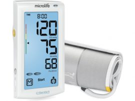 Microlife A7 Touch Vérnyomásmérő + Adapter
