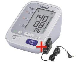 Omron M3 Comfort Vérnyomásmérő - 360 Fok Adapterrel