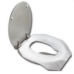 WC ülőke papír PQD pack 100db