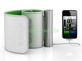 Withings vérnyomásmérő (iPhone/iPad-hoz)