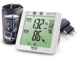 Nissei DSK-1031 vérnyomásmérő - adapterrel