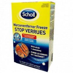 Szemölcseltávolító fagyasztó spray Scholl