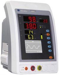 CREATIVE PC-900SNT betegmonitor (oxigénszaturáció, vérnyomás, hőmérséklet)