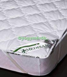 Sarokpántos matracvédő lepedő (medisan) 90x200/300gr (00007)