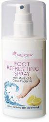 Frissítő láb Spray Carnation