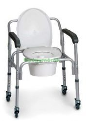WC-szék gurulós (RP762) -WO