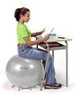 Fit-ball talpas tartasjavító labda Sit'n'Gym