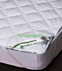 Sarokpántos matracvédő lepedő (medisan) 180x200/600gr (00009)