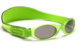 Baby-Kidz Banz gyerek Zöld napszemüveg