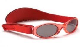 Baby-Kidz Banz gyerek Piros napszemüveg