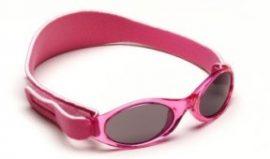 Baby-Kidz Banz gyerek Rózsaszín napszemüveg