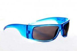 Junior Banz gyerek Kék vékonyított napszemüveg