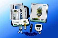 TysonBio TB100 vércukorszintmérő