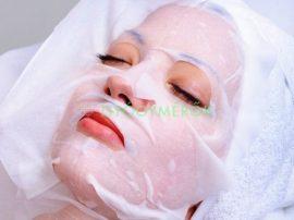 Crystal bőrtápláló maszk (5db)