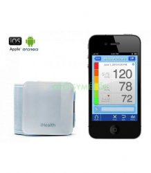 iHealth BP7 - Vérnyomásmérő - okostelefonhoz (csuklós)